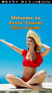 Crete Travel Tour Guide - náhled