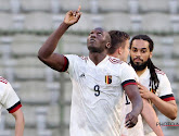 Romelu Lukaku trof al zestig keer raak in het shirt van de Rode Duivels