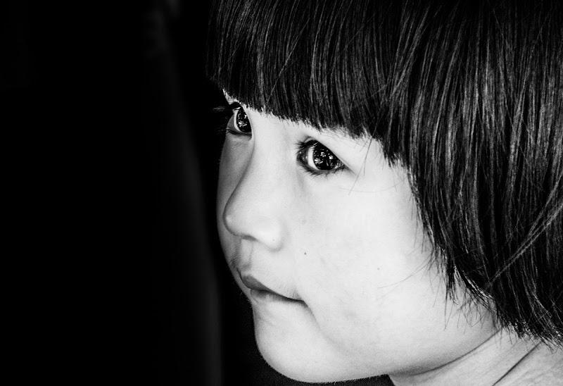 Occhi e cuore di nena