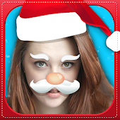 Christmas Face Stickers