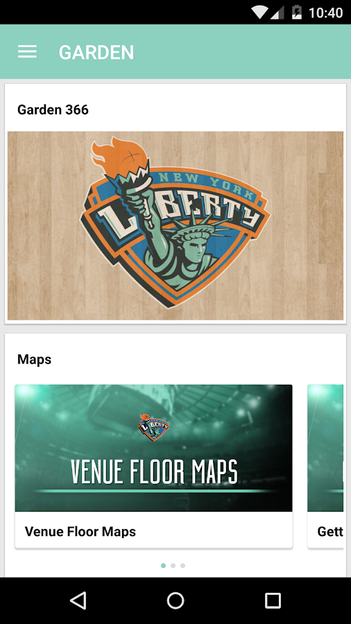 New York Liberty- screenshot