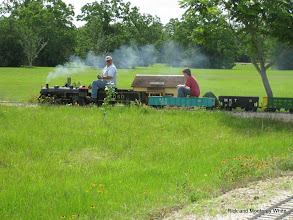 Photo: Pacific 1060 at Cabin Creek.  HALS-SLWS 2009-0523
