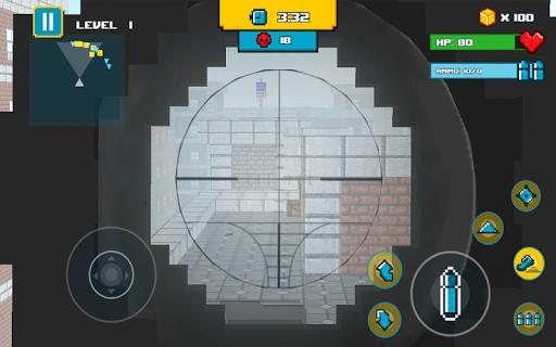 American Block Sniper Survival  screenshots 5