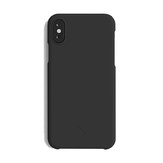 A Good Mobile Case  Charcoal Black iPhone X/XS