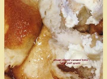 Cin's Cream Cheese-Caramel Bites...'aka' Cin's Pull Aparts