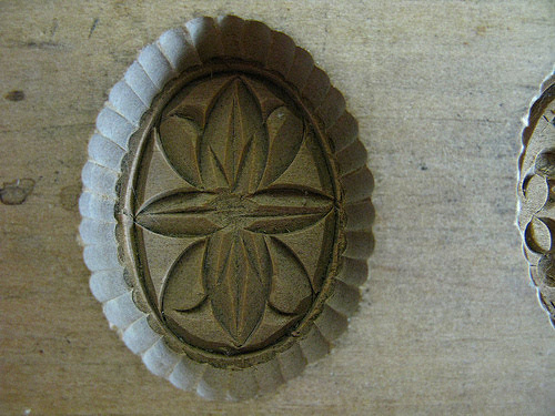 hong kong wood mooncake molds