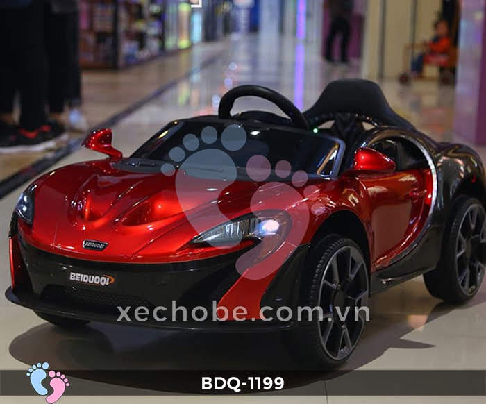 Xe hơi điện trẻ em BDQ-1199 McLaren 8
