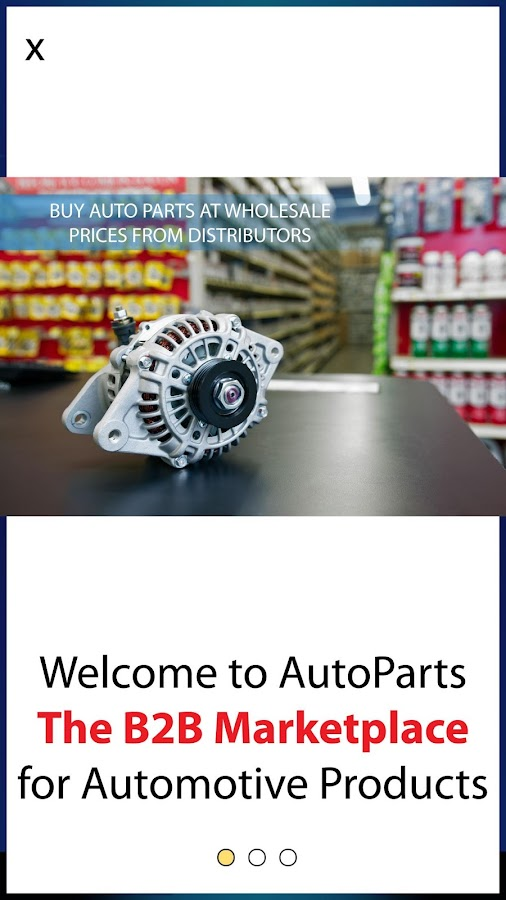 AutoParts - Perfect Fit Brands- screenshot