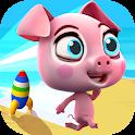Porc Courir - Jeu De Course icon