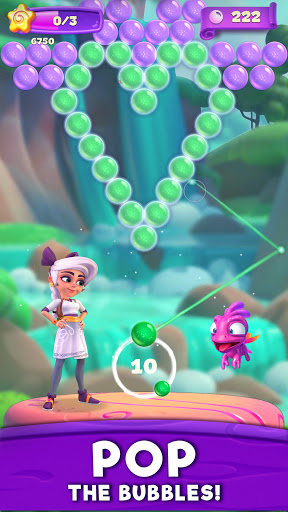 Huuuge Bubble Pop Story apkmartins screenshots 1
