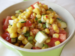 Fiesta Corn Salad Recipe