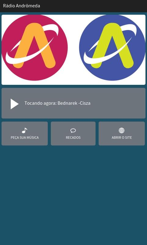 Rádio Andrômeda- screenshot