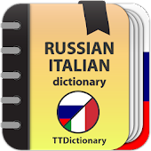 Russian-italian and Italian-russian dictionary