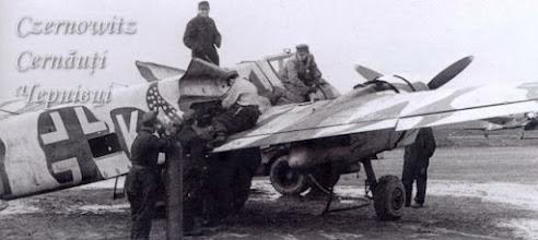Photo: Аеропорт. Фото 1941-1944 років.