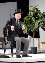 Photo: Wien/ Theater in der Josefstadt: KAFKA - EIN PROJEKT VON ELMAR GOERDEN. Premiere 25.4.2015. Regie: Elmar Goerden. Andre Pohl. Foto: Barbara Zeininger