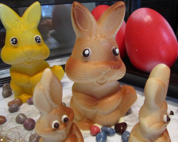 Photo: Gourmet Shop Easter Treats at Mandarin Oriental, Tokyo