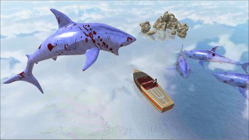 Ocean Shark Killer u2013 Hunting & Angry Shark cheat screenshots 2