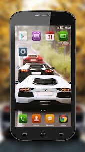 Car Wallpapers Lamborghini screenshot 0