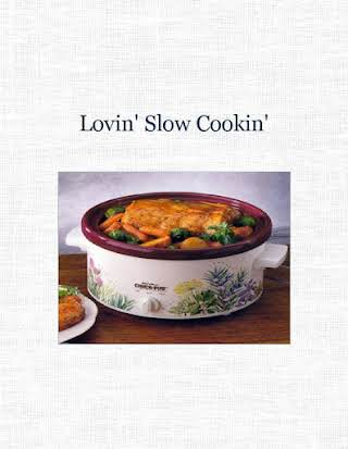 Lovin' Slow Cookin'