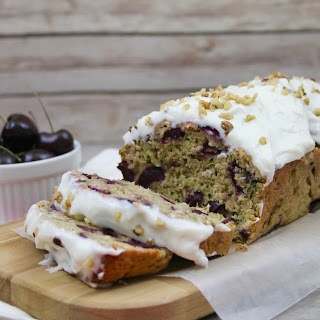 5 Ingredient Carrot and Zucchini Bread with Cherries Recipe