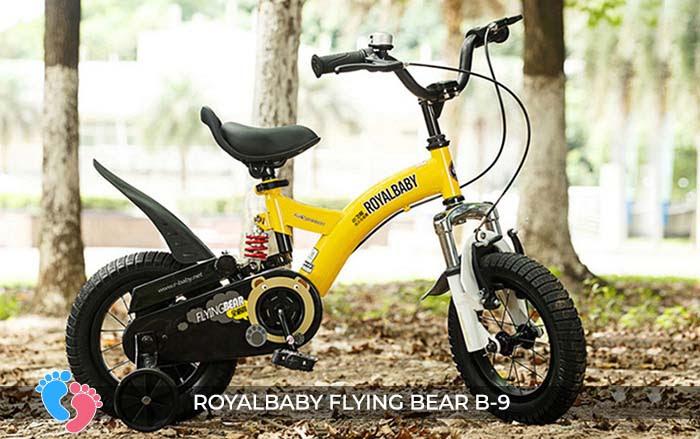 Xe đạp trẻ em Royal Baby Flying Bear b-9 3