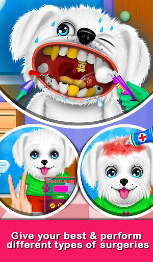 Puppy Surgery Hospital DayCare 1.0.1 screenshots 3