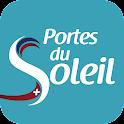 Portes du Soleil - Logo