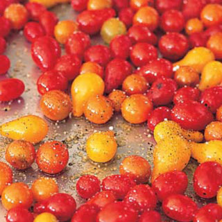 Roasted Cherry Tomatoes.