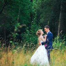 Wedding photographer Alla Rukosueva (AllaRu). Photo of 12.09.2017
