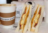 Everyday Cafe 肉蛋吐司早餐咖啡專門店