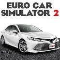Euro Car: Simulator 2 icon