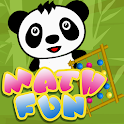 Professor Panda Math Quiz icon