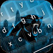 Carolina Panthers 2018 Keyboard Theme