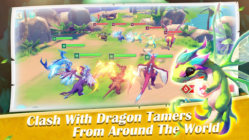 dragon tamer screenshot 3