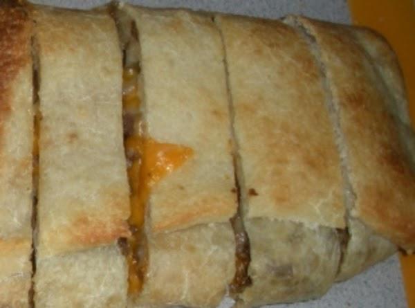 Sausage Cheese Bread Recipe