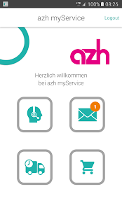 azh myService- screenshot thumbnail