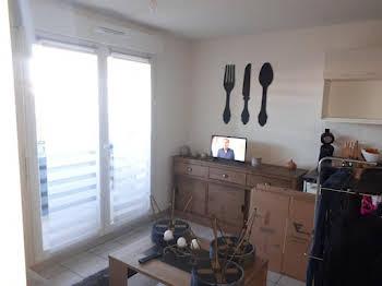 Appartement 2 pièces 36,12 m2