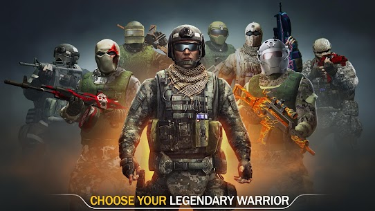 Code of War: Online Shooter Game 1