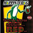 Logo of Hoppin' Frog Outta Kilter Wee-heavy Scotch Red Ale