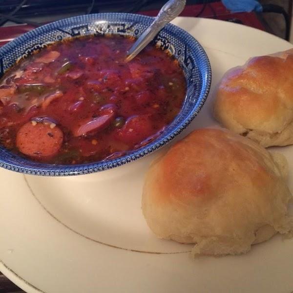 Italian Submarine Soup Recipe