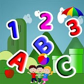Preschool : Learn ABC, Number, Colors, Shapes