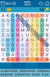 Word Search Screenshots