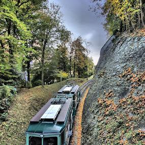 by Justus Böttcher - Transportation Trains