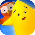 Nursery rhymes, ABC phonics, baby songs for kids icon