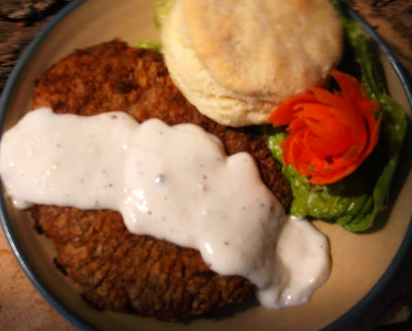 Country-fried Steak With Milk Gravy Recipe