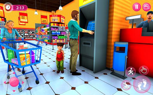 Virtual Family - Happy Life Dad Mom Simulator 2020 apkdebit screenshots 2