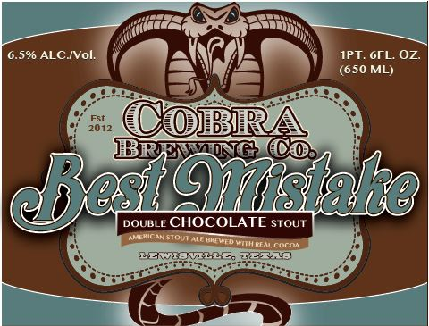 Logo of Cobra Best Mistake
