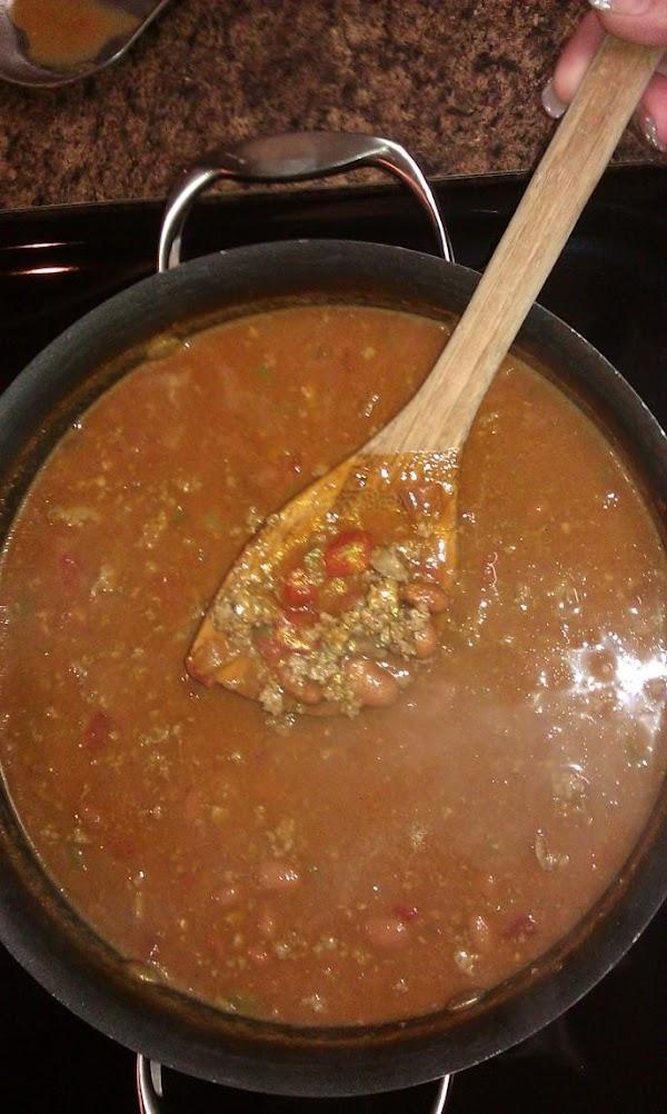 Shannon's Chili Recipe