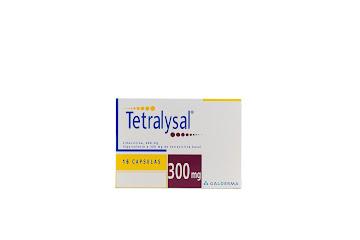 Tetralysal 300mg   Capsulas x16Cap. GAL Limeciclina