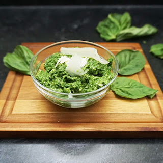 Healthier Spinach And Artichoke Pesto